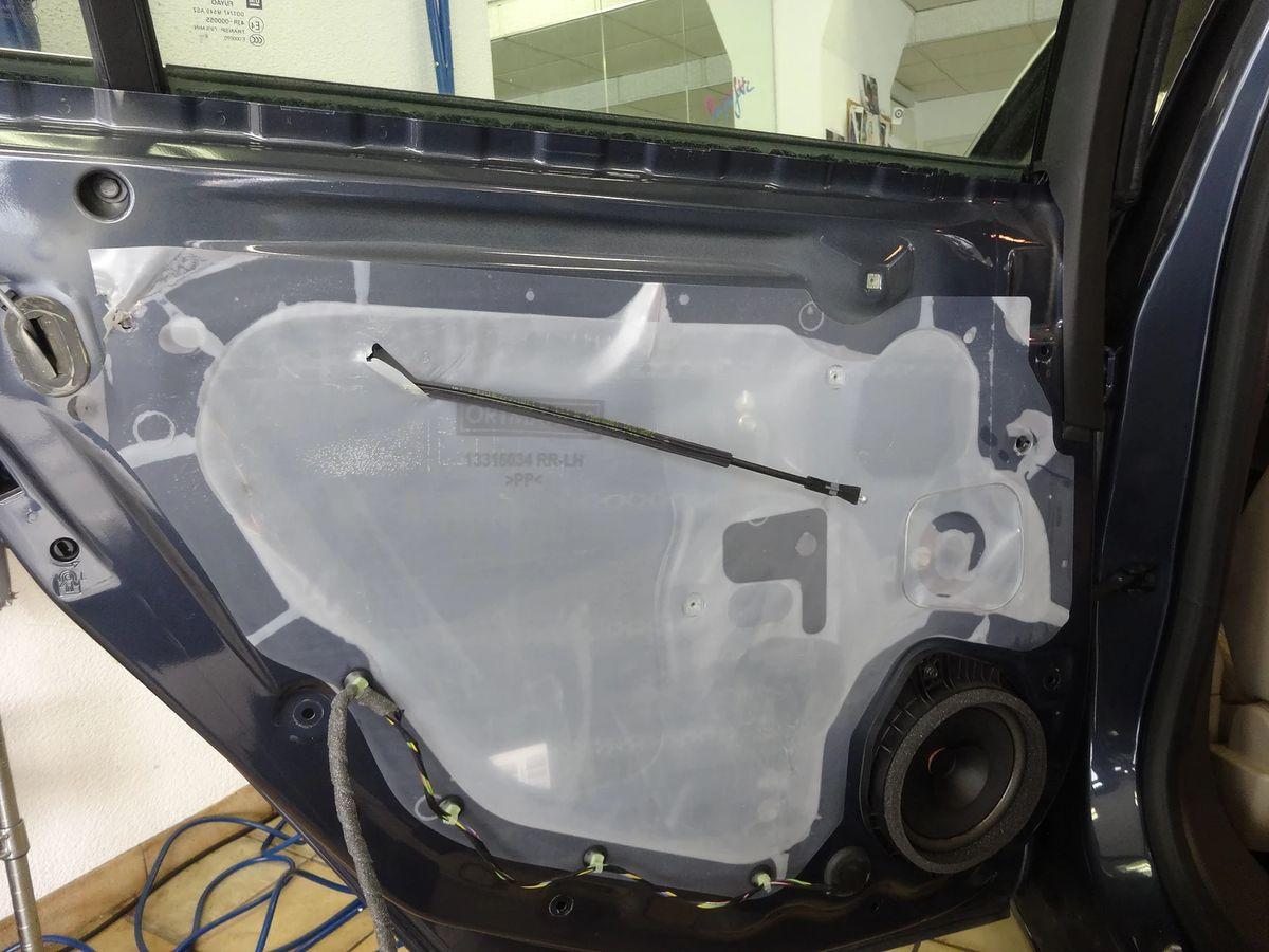 Tüverkleidung Opel Insigna